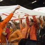 Sfeer Davis Cup 2013 Nederland Oostenrijk 9416