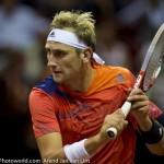 Thiemo de Bakker Davis Cup NL-Oostenrijk Melzer 8930