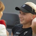 Michaella Krajicek Elsemieke Havenga Ordina Open 2009 610