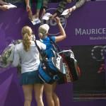 Michaella Krajicek Kim Clijsters Ordina Open 2009 302
