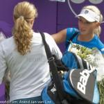 Michaella Krajicek Kim Clijsters Ordina Open 2009 305