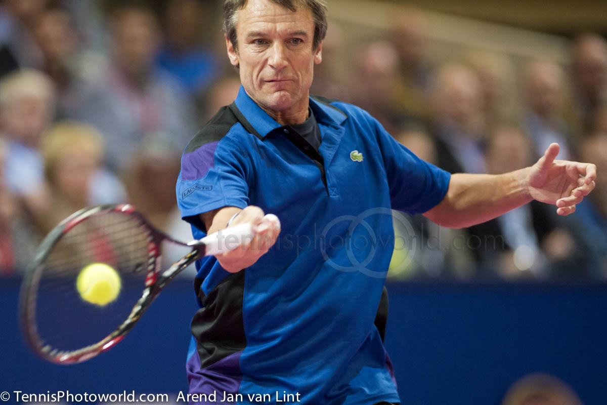 Mats Wilander ‹ Tennis World