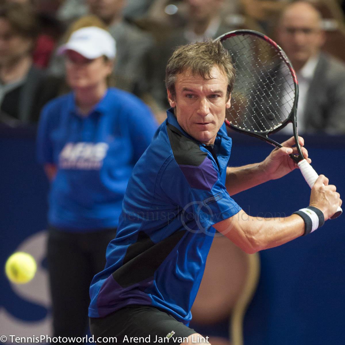 Mats Wilander ‹ Tennis World
