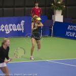 Indy de Vroome met Michaella Krajicek Masters 2013 6087