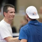 Richard Krajicek met Goran Ivanisevic Afas TC 2013 4082