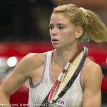 Camila Giorgi Final Katowice 2014 226