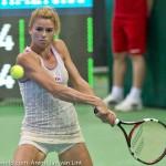 Camila Giorgi Final Katowice 2014 9813