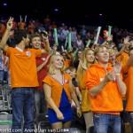 Publiek Davis Cup NL Kro 2014 7381