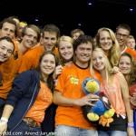 Publiek Davis Cup NL Kro 2014 7662