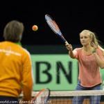 Sfeerplaatje Davis Cup NL Kroatie 2014 1647