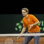 Sfeerplaatjes Davis Cup NL Kroatie 2014 1640