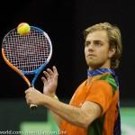 Sfeerplaatjes Davis Cup NL Kroatie 2014 1666