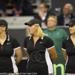 Sfeerplaatjes Davis Cup NL Kroatie 2014 488