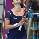 Alize Cornet Katowice 2014 0319