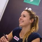Alize Cornet Katowice 2014 4415