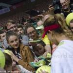 Alize Cornet Katowice 2014 5322