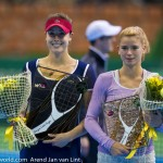 Alize Cornet and Camila Giorgi Katowice 2014 0471