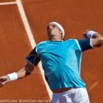 Feliciano Lopez RG 2011 service 140