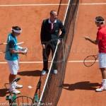 Feliciano Lopez RG 2011 tegen Federer 6629