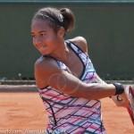 Heather Watson Roland Garros 2012 BH 7743