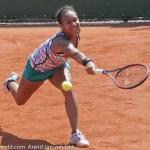 Heather Watson Roland Garros 2012 BH 7798