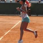 Heather Watson Roland Garros 2012 FH 0062