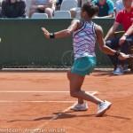 Heather Watson Roland Garros 2012 FH 7794