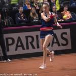 Magdalena Rybarikova Fed Cup 2015 2014