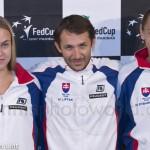Slowaakse Fed Cup team 2015 0703