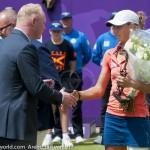 Yanina Wickmayer Ordina Open 2009 2e plaats 1197