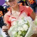 Yanina Wickmayer Ordina Open 2009 2e plaats 1228