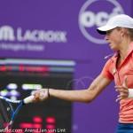 Yanina Wickmayer Ordina Open 2009 FH 103