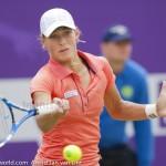 Yanina Wickmayer Ordina Open 2009 FH 86