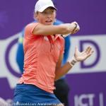 Yanina Wickmayer Ordina Open 2009 FH 89