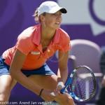 Yanina Wickmayer Ordina Open 2009 Return 663