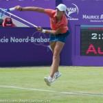 Yanina Wickmayer Ordina Open 2009 service 576