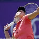 Yanina Wickmayer Ordina Open 2009 service 745