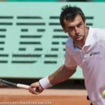 Florent Serra Roland Garros 2010 FH 8687