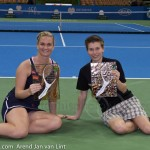 Demi Schuurs en Ysaline Bonaventure Winnen Katowice Open 2015 4901