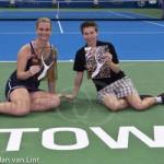 Demi Schuurs en Ysaline Bonaventure Winnen Katowice Open 2015 4902a
