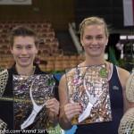 Demi Schuurs en Ysaline Bonaventure Winnen Katowice Open 2015 4909