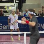 Mansour Bahrami Afas TC 2013 door racket Pat Cash 3324