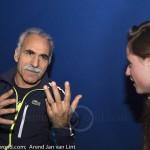 Mansour Bahrami interview Arlette Afas 2014 7622