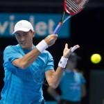 Rojer Tecau Barclays ATP Finals Londen 2015 3829