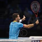 Rojer Tecau Barclays ATP Finals Londen 2015 3879