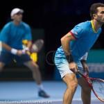 Rojer Tecau Barclays ATP Finals Londen 2015 3890