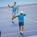 Rojer Tecau Barclays ATP Finals Londen 2015 3965