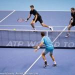 Rojer Tecau Barclays ATP Finals Londen 2015 4029