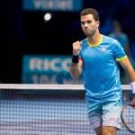Rojer Tecau Barclays ATP Finals Londen 2015 4059