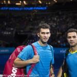 Rojer Tecau Barclays ATP Finals Londen 2015 4122